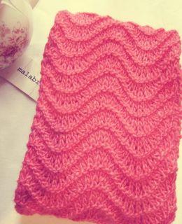 Malabrigo scarf 2