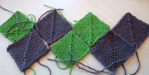 Sock yarn blanket 004