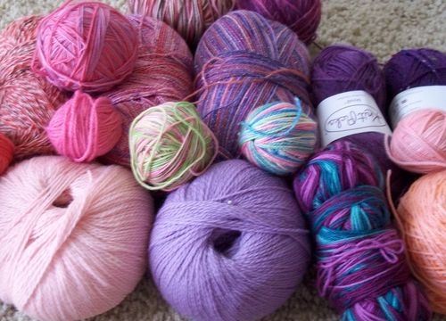 Food and yarn 012