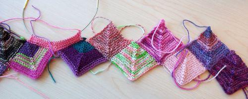 Sock yarn blanket 002