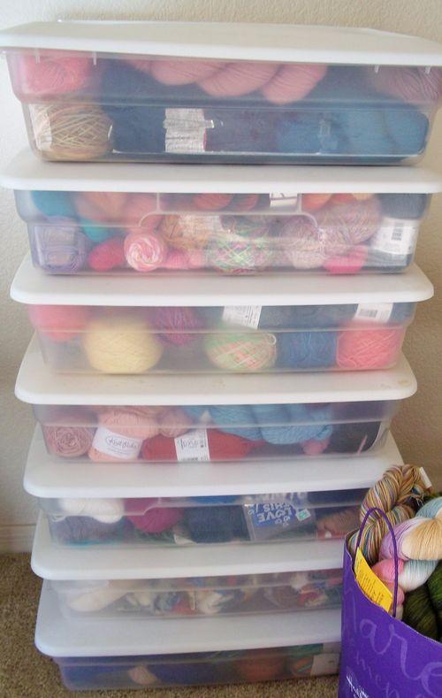 Yarn stash 003