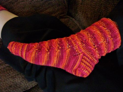 Sock 058