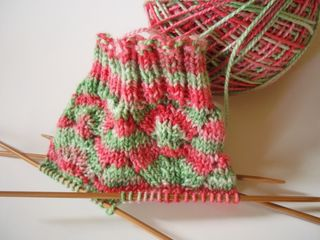 Socks and yarn 054