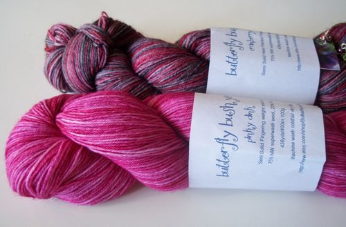 Yarn and socks 002