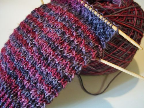 Yarn and socks 023