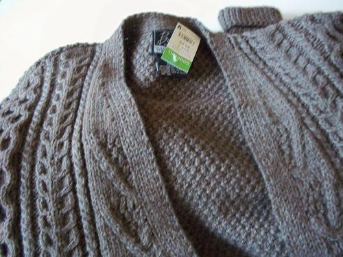 Upcycled yarn 001