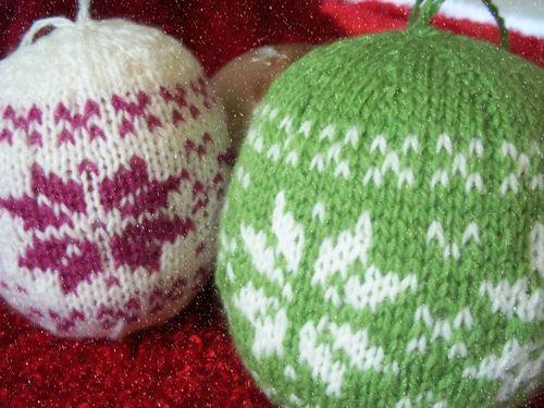 Christmas knitting 003