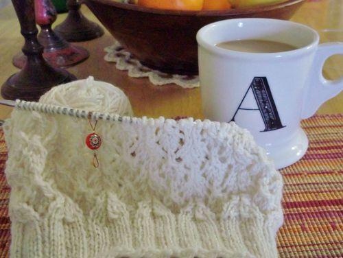 Food and knitting 007
