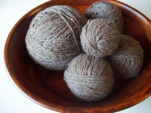 Upcycled yarn 021