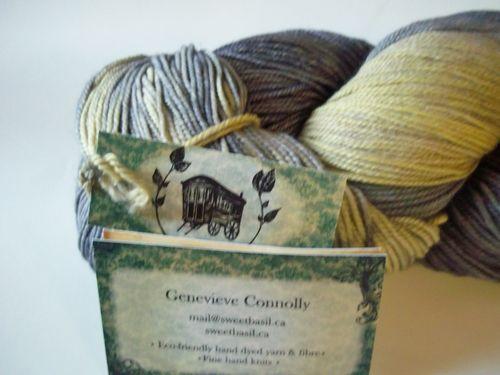 New yarn 009